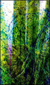 grüner wald by 100% SURREALIST Waldemar Buntrock