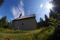Kleine Kirche von Mathias Karner