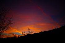 Sonnenuntergang by Mathias Karner