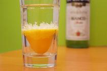 Zitrone im Glas von Mathias Karner