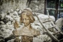 Marmorbüste Toskana Marmorwerkstatt / Tuscany by Thomas Schaefer