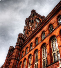 Rotes Rathaus by bagojowitsch