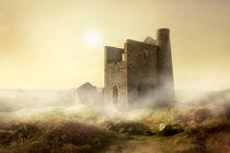 Foggy morning in western UK von Jarek Blaminsky