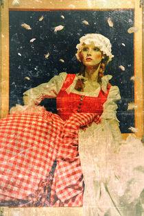 'Frau Holle schüttelt die Betten aus........' von Chris Berger