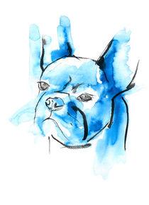 French Bulldog by Konstantin Siegel
