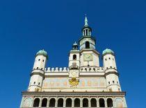 Rathaus in Posen von gscheffbuch
