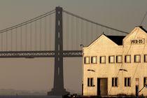 Oakland Bridge von Bruno Schmidiger
