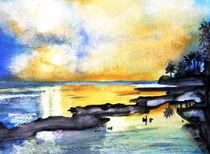 Spanische Küste von Irina Usova