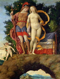 The Parnassus by Andrea Mantegna
