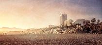 Santa Monica Beach von Daniel Heine
