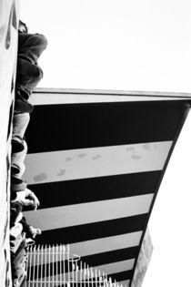 Devoted to black- white von sightliner