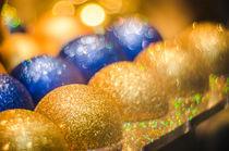 """Weihnachtskarte """"Kugeln"""" von goettlicherfotografieren"""