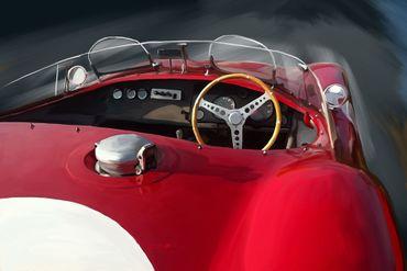 Jaguar-interieur