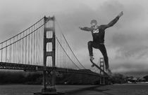 Golden Gate Ollie by Federico C.