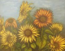 Sonnenblumen by Marija Di Matteo