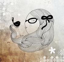 Birdgirl by Kristina  Sabaite