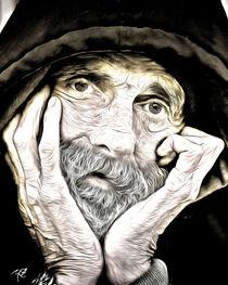 Between doubt and hope -Zwischen Zweifel und Hoffnung- von Wolfgang Pfensig
