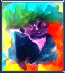 Rainbow Parrot by kittymisty