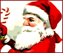Santa Cane von kittymisty