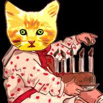 Cat Candles von kittymisty