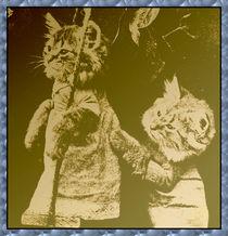 Furry Friends by kittymisty