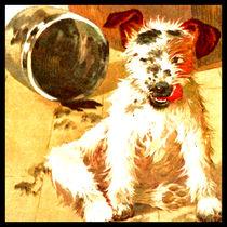 Grunge Dog by kittymisty