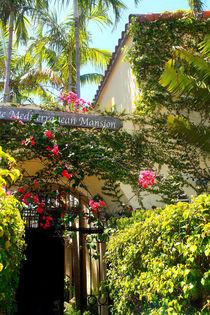 Mediterrane Bilder - Mediterranean Mansion von mellieha