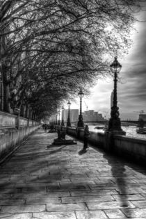 The River Thames Path von David Pyatt
