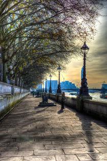 The River Thames Path von David Pyatt