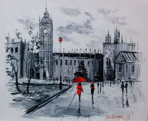 London by Olha Darchuk