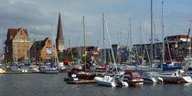 Stadthafen Rostock von Sabine Radtke