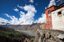 Buddhist monastery von studio-octavio