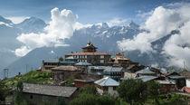 Himalayan Town von studio-octavio