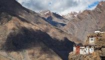 Buddhist monastery by studio-octavio