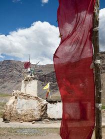 Buddhist Himalayan stupa  von studio-octavio