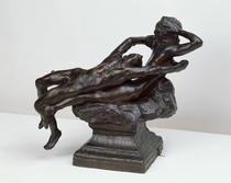 Love Fleeing von Auguste Rodin