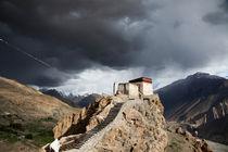 Himalayan Buddhist monastery by studio-octavio