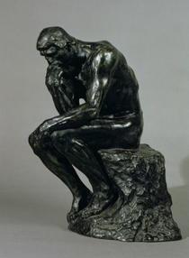 The Thinker  von Auguste Rodin