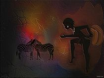 Digitale Kunst 9 von Wolfgang Kemper