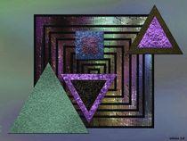 Digitale Kunst 32 von Wolfgang Kemper