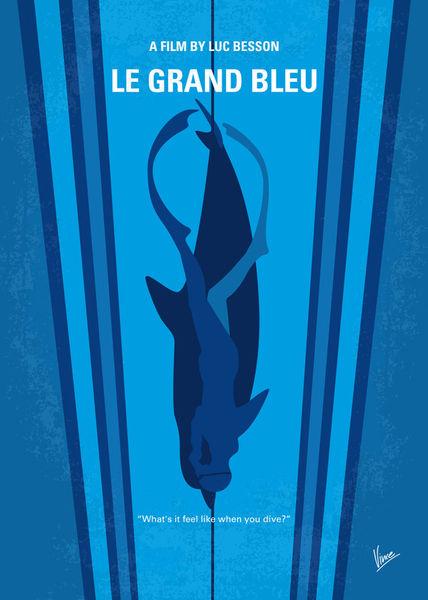 No577-my-big-blue-minimal-movie-poster