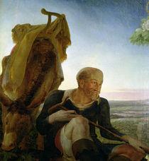 St Joseph from `Rest on the Flight into Egypt` von Philipp Otto Runge