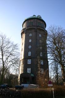 Wasserturm Groß-Sand von Tanja Schröder