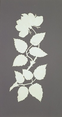 Rose  by Philipp Otto Runge