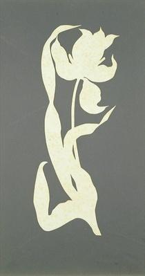 Tulip  by Philipp Otto Runge