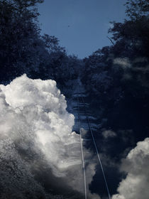 Railway to Heaven by Emese  Horvath