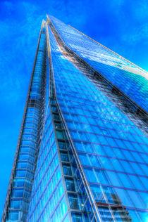 The Blue Shard London von David Pyatt