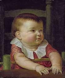 Otto Sigismund  by Philipp Otto Runge