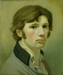 Self-portrait von Philipp Otto Runge