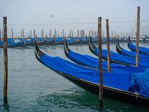 Gondeln in Venedig von werkladen-koeln